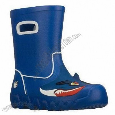 Shark Men's Safety Plastic Rain Boot