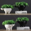 Sheep Ceramic Flower Pot