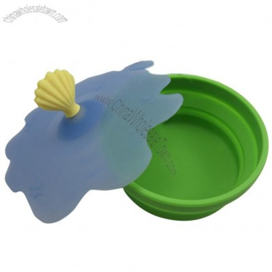 Shell Silicone Lid