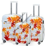Shinying 100% Pure PC Trolley Luggage Elegant PC Trolley Case