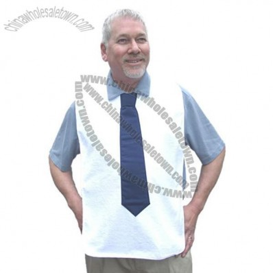 Shirt Front and Tie Bib