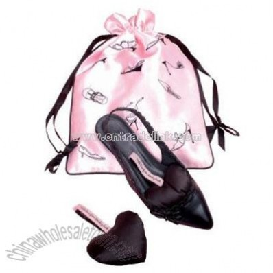 Shoe Bag with Scented Shoe Stuffer, Wholesale China Shoe Bag with