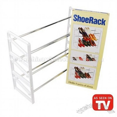 Shoe Rack As Seen On TV