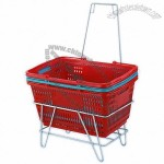 Shopping Basket Holder