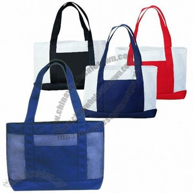 Shopping Mesh Tote Bag