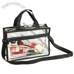 Shoulder Bag, PVC Bag, Makeup Bag