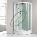 Shower Room 900 x 900 x 2100mm