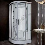 Shower Room with Steam Function