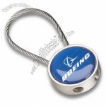 Signature Cable Keychain