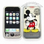 Silicon Case for iPhone with Printing Pattern