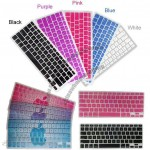 Silicon Rubber Computer Keyboard Protector Covers for MacBook