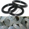 Silicon Rubber O Ring, Waterproof Silicone Gasket