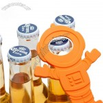 Silicone Astronaut Design Bottle Opener