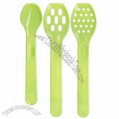 Silicone Baby Spoon Set