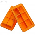 Silicone Big Cube Ice Cube Tray
