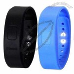 Silicone Bluetooth Bracelet for Mobile Phone Incoming Vibrating