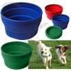 Silicone Bowl - Collapsible Pet Bowl