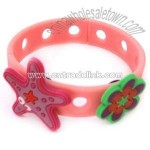 Order Now - Blank Rubber Wristbands |Silicone Armband | Customized