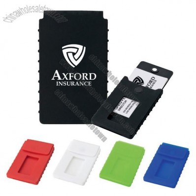 Silicone Business Card Case