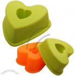 Silicone Cake Mould - Heart Shaped
