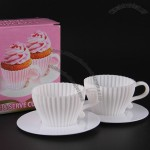 Silicone Cake Muffin Cup Mould Set
