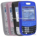 Silicone Case 4-Color Set for Treo 680 / 750V / 755p