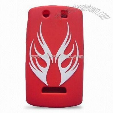 Silicone Case for BlackBerry Bold 9500