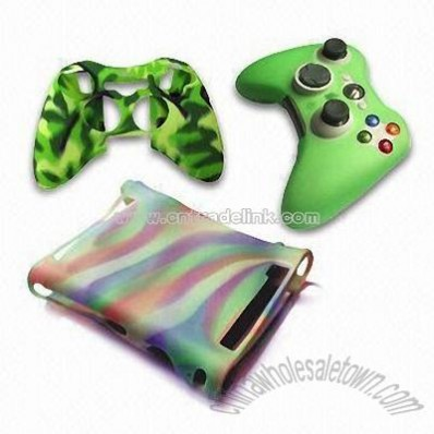 Silicone Case for X-box360
