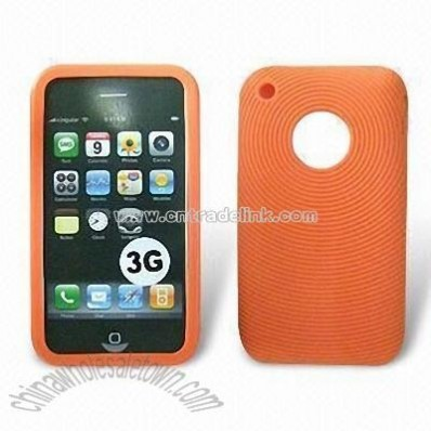Silicone Case for iPhone and iTouch