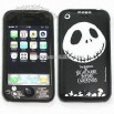 Silicone Case for iPhone with Printing Pattern