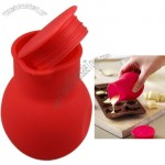 Silicone Chocolate Pots