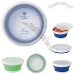 Silicone Collapsible Food Bowl