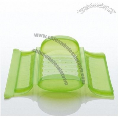 Silicone Collapsible Steamer