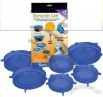Silicone Cover Stretch Lid 6pcs/set