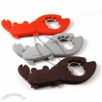 Silicone Crab Bottle Opener