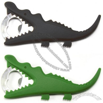 Silicone Croc Bottle Opener