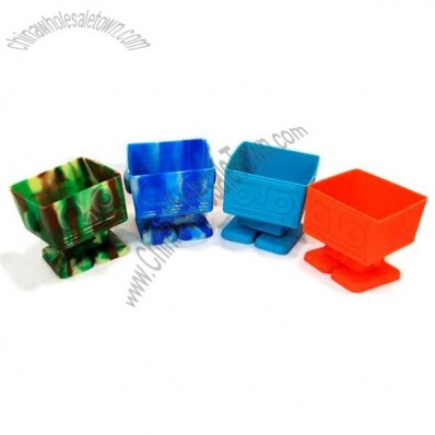 Silicone Cup Cake Moulds
