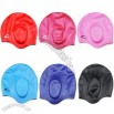 Silicone Earmuffs Ear Protector Swimming Cap