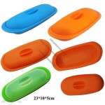Silicone Fish Steam Cooker, Healthy Cooking Silicone Kitchenware