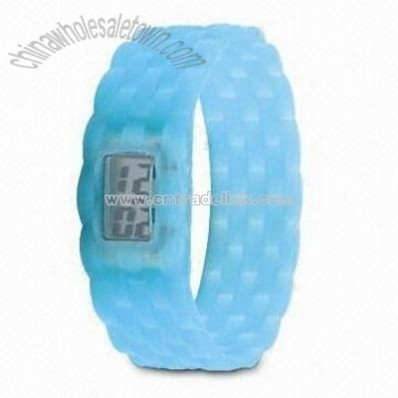 Silicone Gift Watches