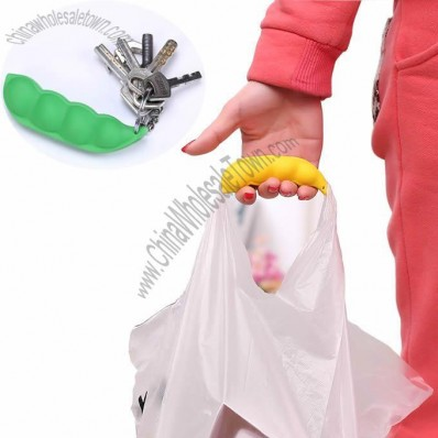 Silicone Grocery Shopping Bag Grip Handles