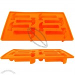 Silicone Hammer Ice Breaker Ice Cube Tray