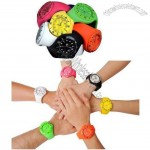 Silicone Ice Watch Design