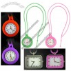Silicone Lanyard Nurse Watch - Round/Rectangle