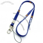 Silicone Lanyard Strap With Hook