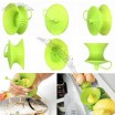 Silicone Lemon Juicer Squeezer