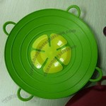 Silicone Lid Spill Stopper, Silicone Pot Covers