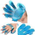 Silicone Massage Glove for Pet dogs and cats