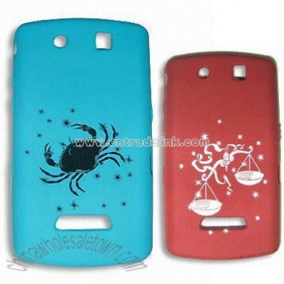 Silicone Mobile Case for BlackBerry