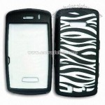 Silicone Mobile Phone Case BlackBerry Javelin 8900